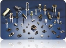 An asssortment of Rivet Nut (Rivnut) Fasteners
